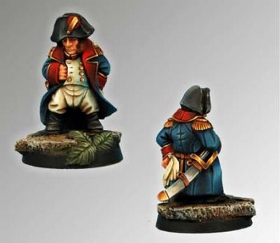28mm Dwarf Napoleon