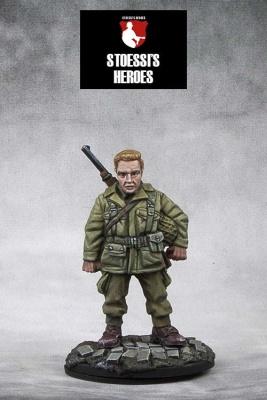 "US Airborne Captain - Richard ""Dick"" Winters"