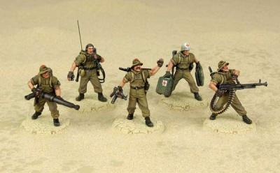 Spetsnaz Command Squad