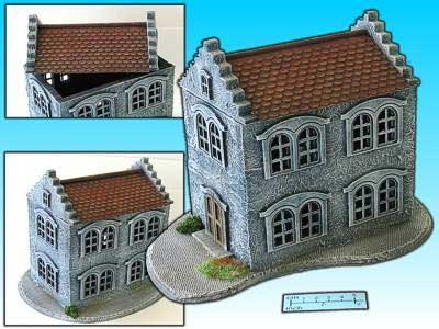 Geländestück Haus III