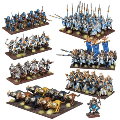 Balisean Mega Army Set (91)