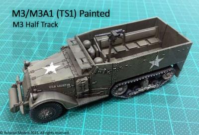 M3/M3A1 Halftrack (1/56)