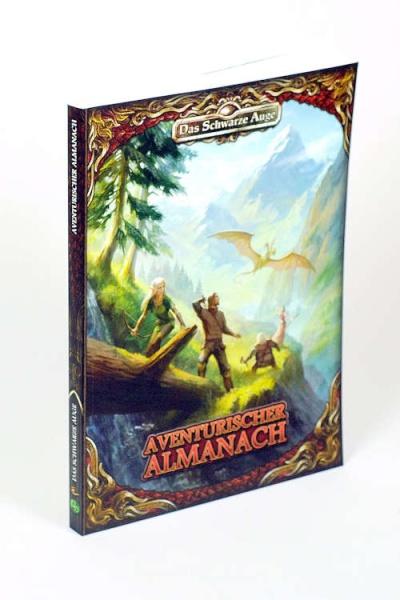 Aventurischer Almanach Taschenbuch