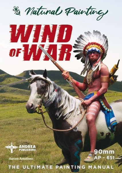 Wind of War: Natural Painting