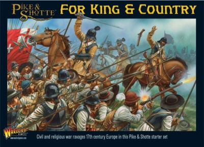Pike&Shotte - For King & Country Starter Box