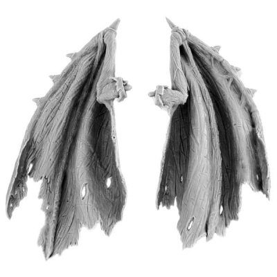 Chaos Deviant Daemon Wings