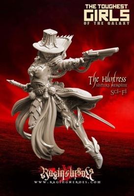 The Huntress (Sisters - SF)