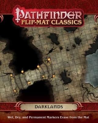Pathfinder Flip Mat Classics: Darklands