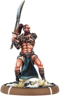 Ciniod, Umaer of Dun Durn *RESIN VERSION*