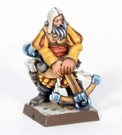 Mercenary 13 (Crossbowman)