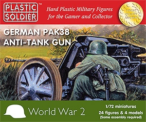1/72nd German Pak 38 anti tank gun (4)