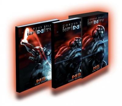 Infinity Regelbuch, 3rd Edition (deutsch)