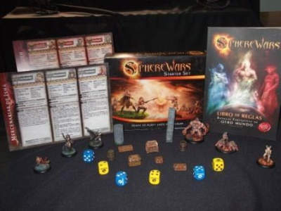 Sphere Wars Starter Set