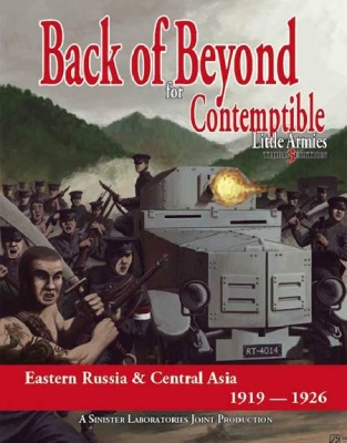 Contemptible Littke Armies: Back of Beyond