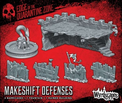 Wyrdscapes: Makeshift Defenses