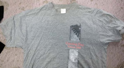 GW T-SHIRT: Gaming Day Vienna 2005 M