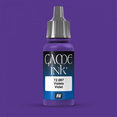 Game Ink Violet