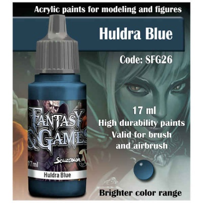 Scalecolor Fantasy 26 Huldra Blue (17ml)