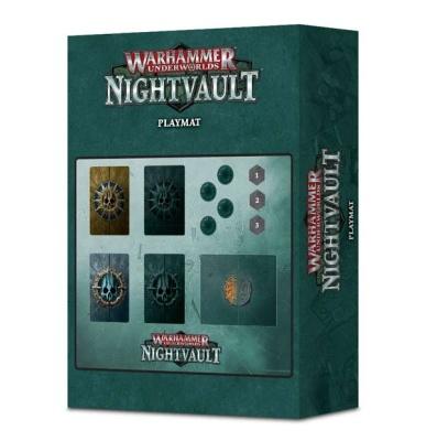 WHU: Nightvault Kartenmatte