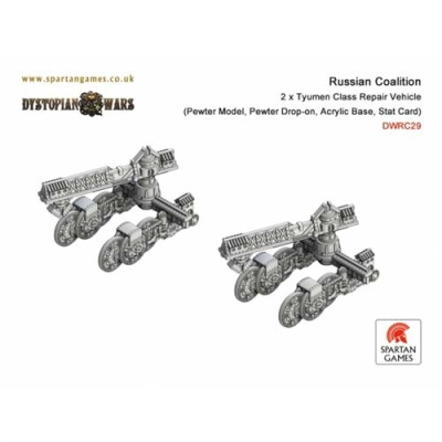 Russian Coalition Tyumen Class Repair Vehicle (2)(OOP)