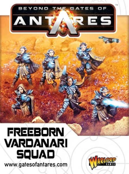 Freeborn Vardanari Squad
