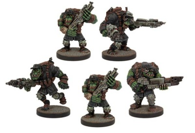 Marauder Troops Booster (5)