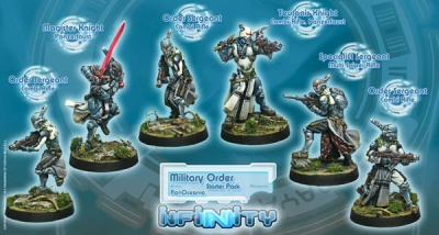 Military Order (PanOceania Sectorial Starter Pack) (PO)