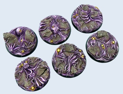 Possessed Bases, Round 40mm (2)