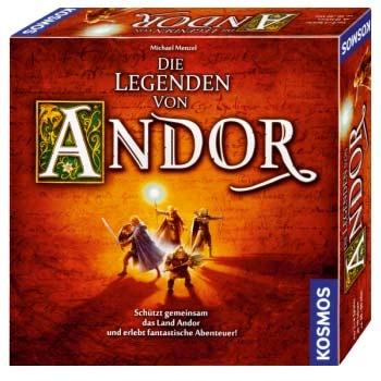 Die Legenden von Andor - DE