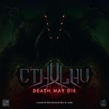 Cthulhu: Death May Die - EN