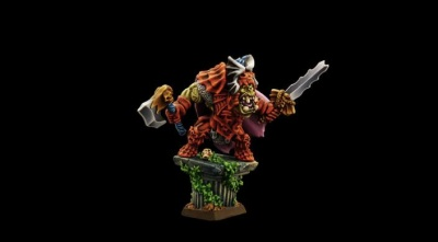Drakskull's Menace Vorgash the Blood Drinker