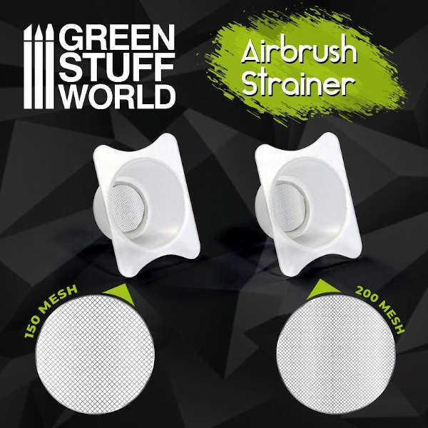 Airbrush Cup Strainers (2)