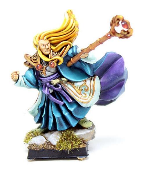 Elf Sorcerer #3