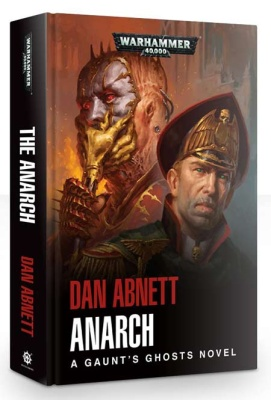 Gaunts Geister: Der Anarch (Taschenbuch)