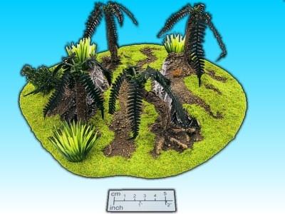 Geländestück Dschungel