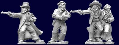 Bank Robbers. (3)