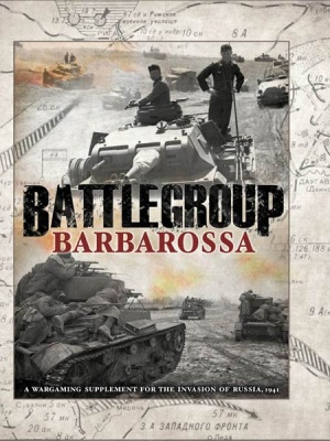Battlegroup Barbarossa Supplement