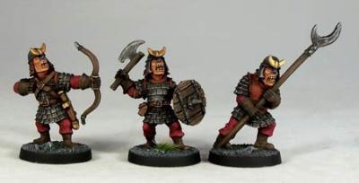 Hobgoblin Warriors III (3)