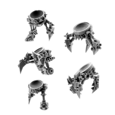 Ork Cyborg Bits Bionic Spike Augmentation (5)