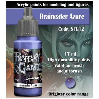 Scalecolor Fantasy 12 Braineater Azure (17ml)