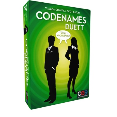 Codenames Duet - DE
