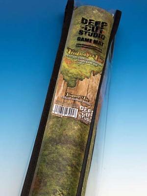 Dschungel-Spielmatte 90x90cm