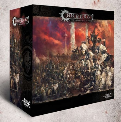 "Conquest ""The Last Argument of Kings"" 2-Player Starter Set"