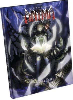 Anima RPG: Arcana Exxet - Secrets of the Supernatural