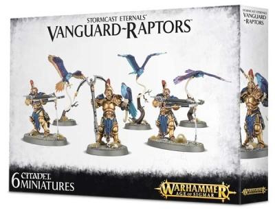 Vanguard-Raptors mit Longstrike Crossbows & Aetherwings