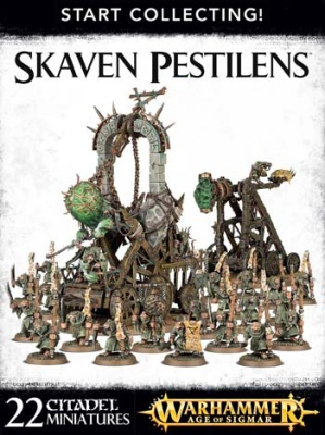 Battleforce Box Set: Skaven Pestilens