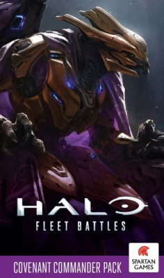 Halo: Covenant Commander Pack