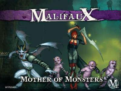 Mother Of Monsters: Lilith Crew