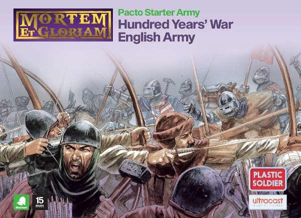 Mortem et Gloriam Hundred Years' War English
