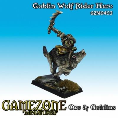 Goblin Hero Wolf Rider (1)